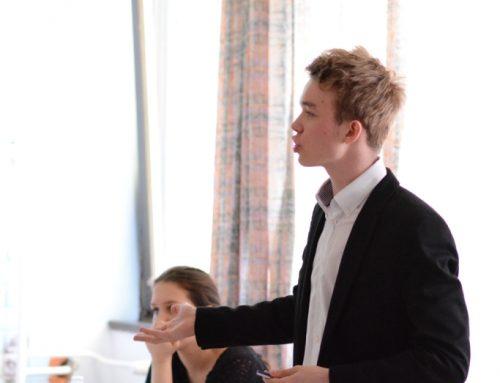 Plan sastanka o gestikulaciji