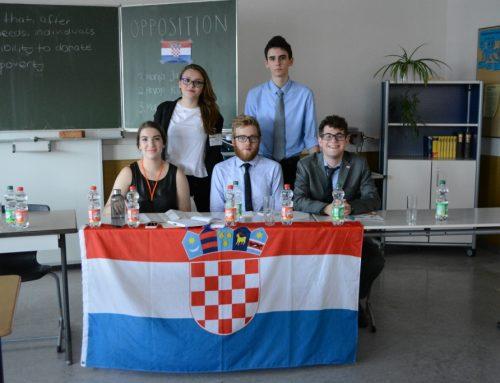 Prijave za hrvatsku debatnu reprezentaciju