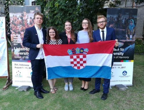 Otvorene prijave za hrvatsku debatnu reprezentaciju
