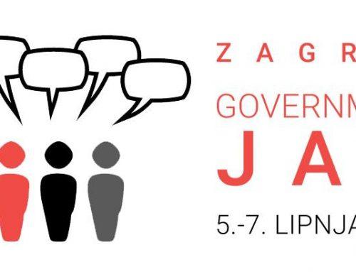 Dođite na prvi Zagreb Government JAM