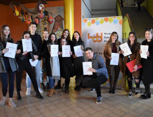Neslužbeni rezultati županijskog SŠ natjecanja u Rijeci