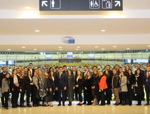 """Konferencija """"Modern challenges for young Europeans"""" u Europskom parlamentu"""