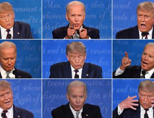 Debate kandidata za predsjednike i premijerke