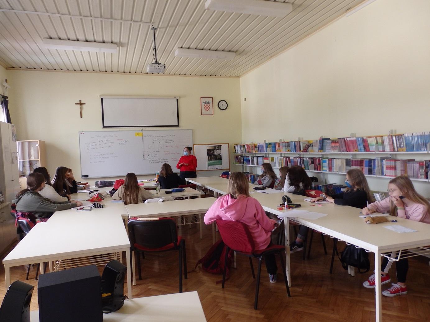 Novi debatni klub u Osnovnoj školi Sveti Petar Orehovec